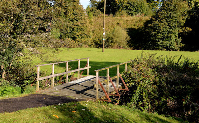 Footbridge, Muckamore (2)