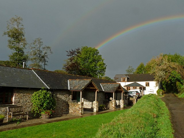 Berrio Mill and Holiday Cottages, Golberdon