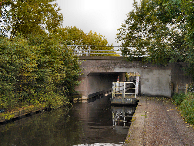 Rochdale Canal, Tunnel Under M62 (Bridge#65b)