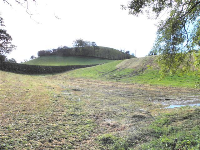 Rolling hills, Beragh