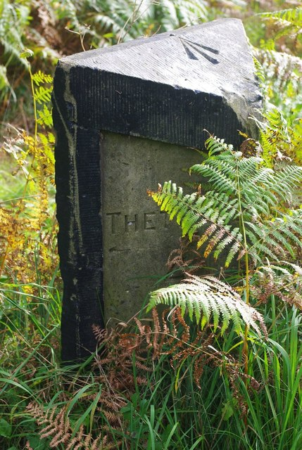 Milestone by the A134