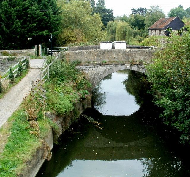 Canal bridge 213, Keynsham