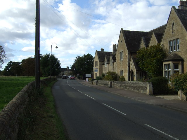 Main Road, Uffington (A1175)