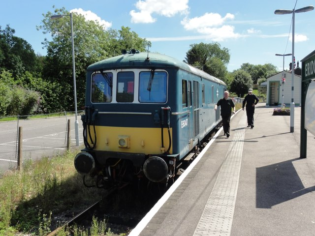 Eridge, Groombridge Road, Spa Valley Railway