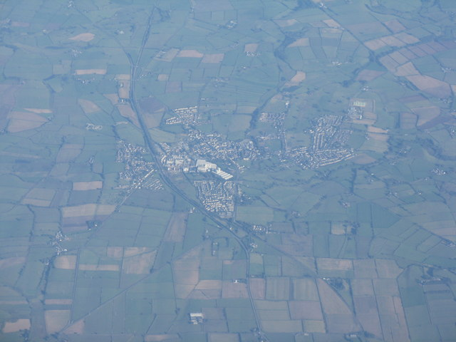 Wigton from the west