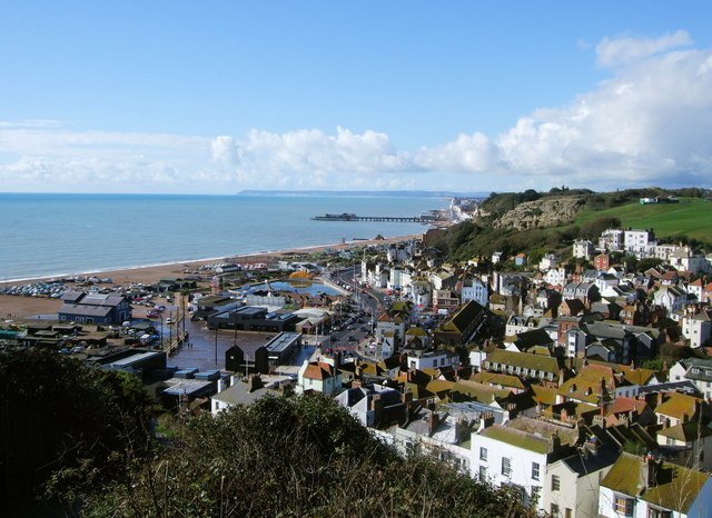 Hastings Coastal View