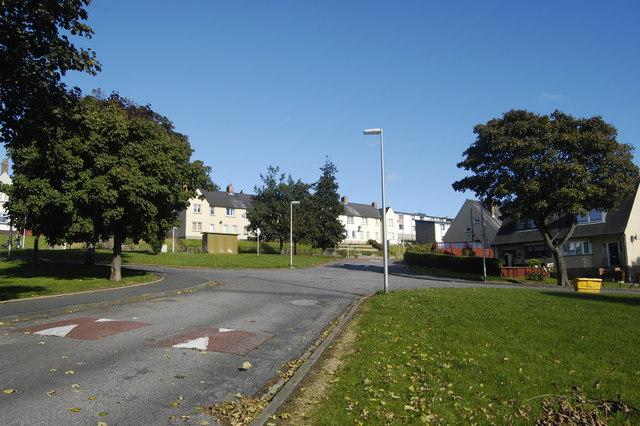 Gregness Gardens, Aberdeen