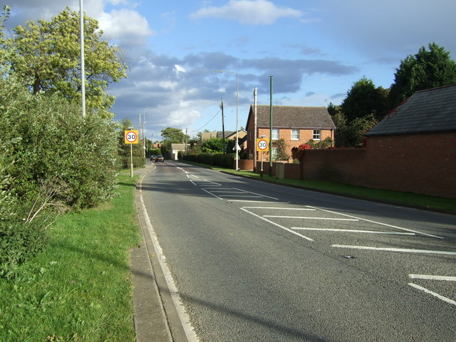Main Road, Tallington