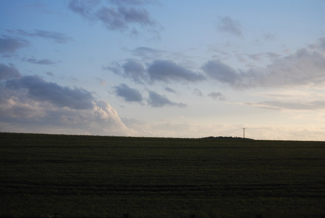 Farmland near Sawtry
