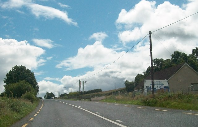 The N53 at Drumgoose