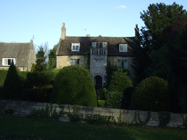 Old house in Glinton