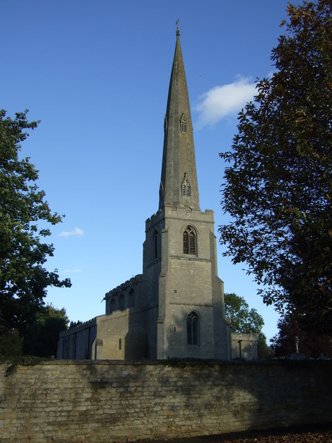 St. Benedict's Church, Glinton