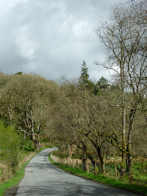 The lane to Beulah, Powys