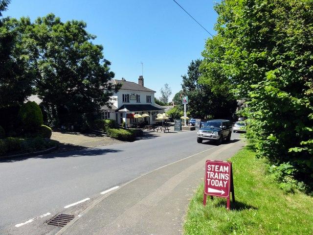 Groombridge, Station Road