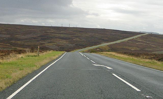 A169, Low Moor