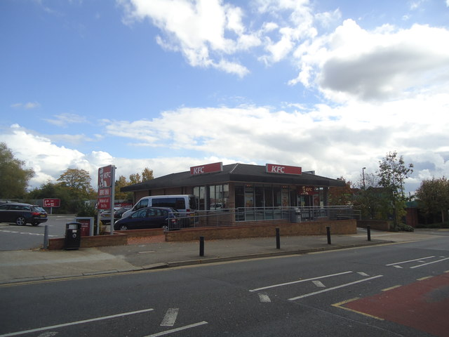 KFC, Harrow Weald