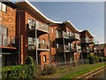 SO8554 : Doltons Wharf, off Spring Lane by Christine Johnstone