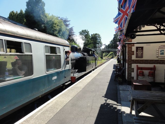 Groombridge, Spa Valley Railway