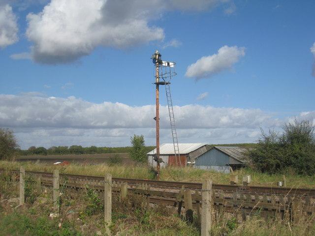 Stow Park home signal
