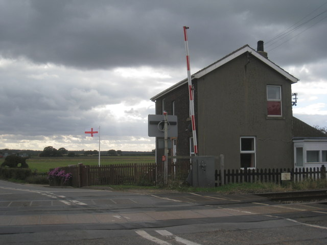 Former crossing keepers cottage