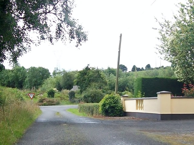 T-junction at Cullies