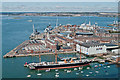 SU6200 : Portsmouth Naval Dockyard  by Ian Capper