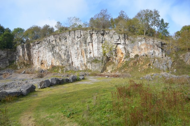 Former Limestone Quarry