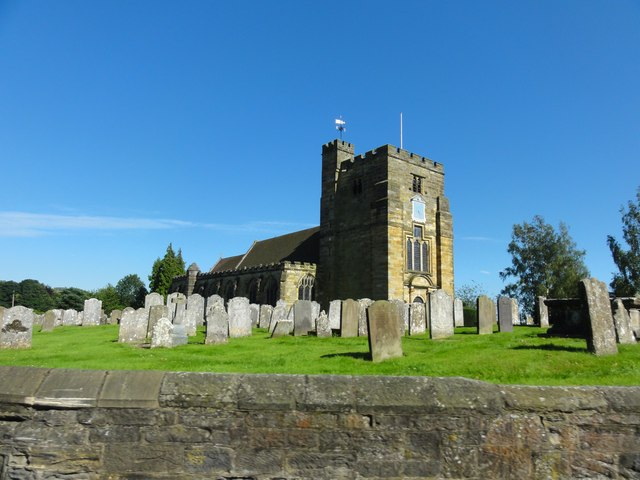Goudhurst, St Mary's Church and Graveyard
