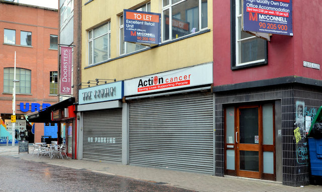"""To let"" shop, Belfast (20)"