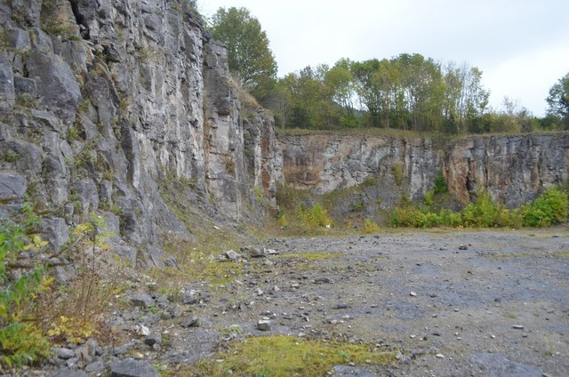 Former Limestone Quarry