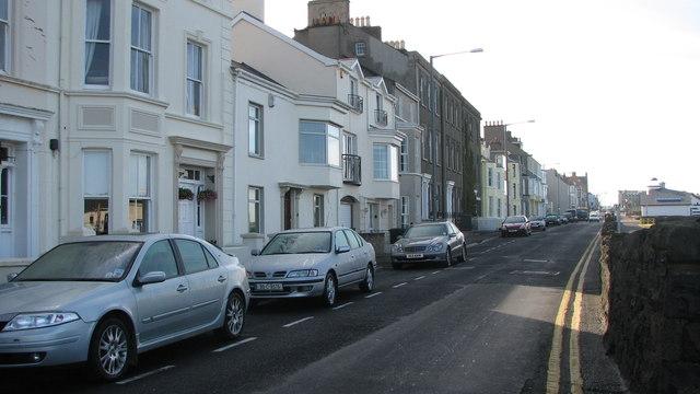 Kerr street, Portrush