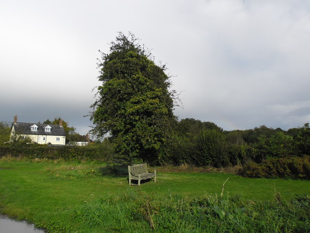 Seat at Lower Green