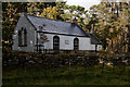 NJ2901 : Glengairn Church by Nigel Corby