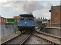 SJ8397 : Museum of Science and Industry, Liverpool Road Station by David Dixon
