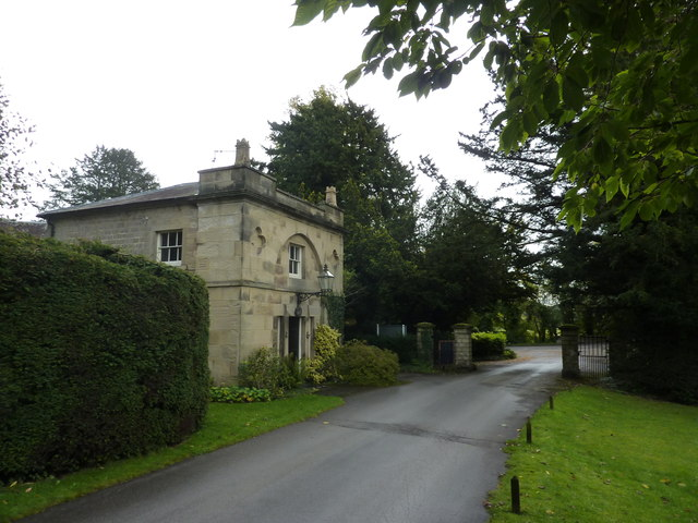 The Lodge, Willersley Castle