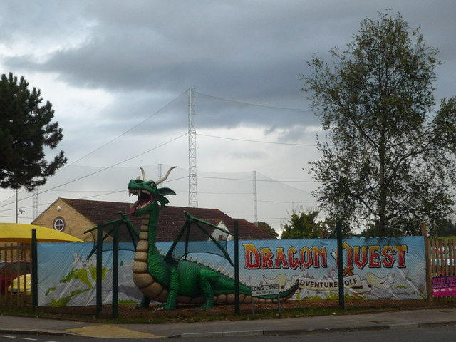 Long Lane Dragon