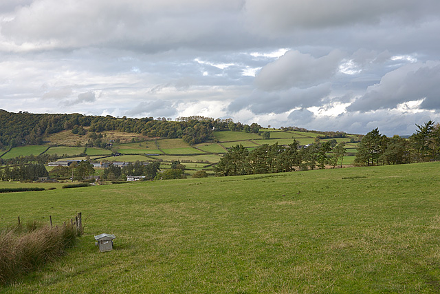 Fields near St. Harmon