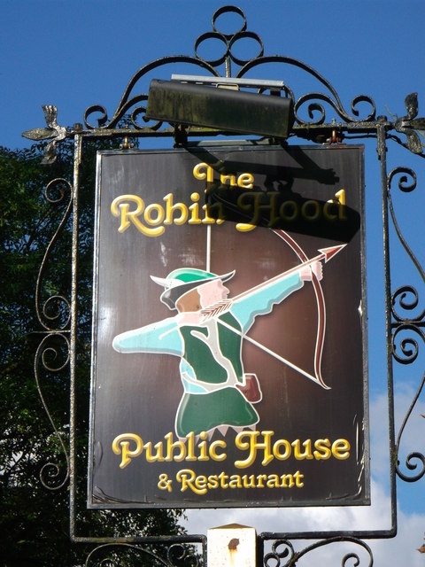 The Robin Hood Public House