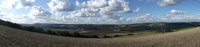 View of Medway Valley