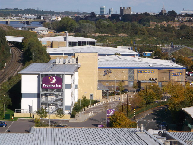 Premier Inn, Rochester (2)