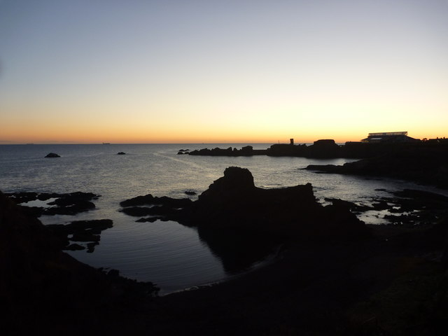 Coastal East Lothian : Dunbar Daybreak