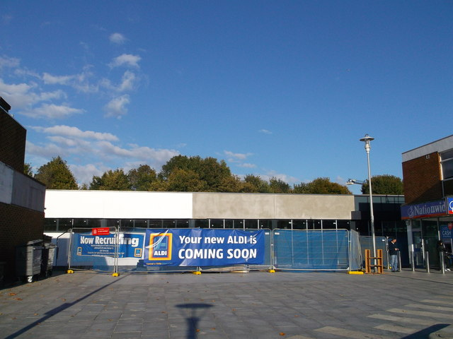 New Strood Aldi