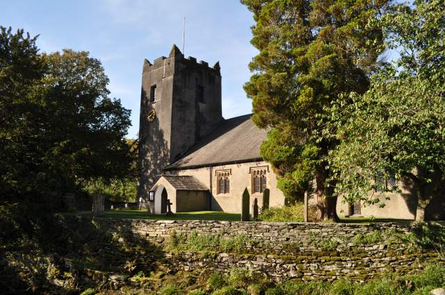 Church of St Oswald, Grasmere