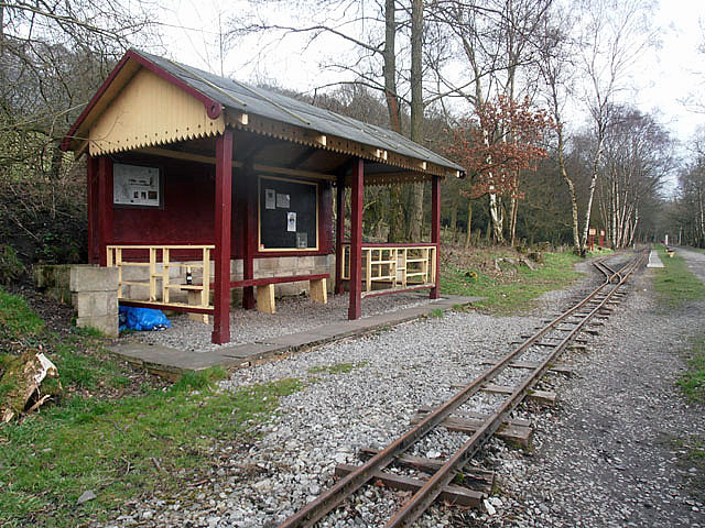 Hunthouse Wood Station