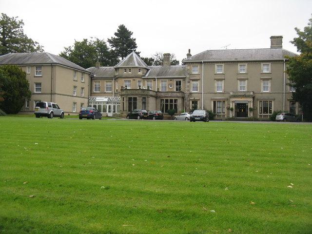 Newton Park Hotel Burton