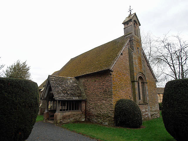Middleton church