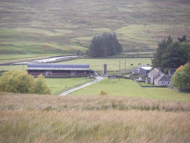 Glendearg Farm
