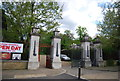 TQ3575 : Nunhead Cemetery by Nigel Chadwick