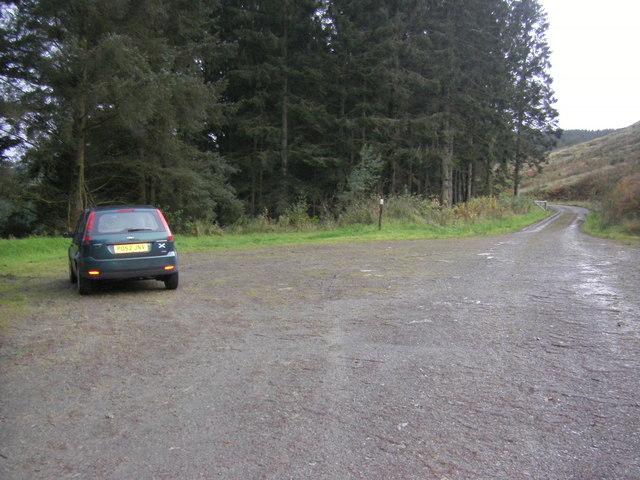 Bessie's Hill car park