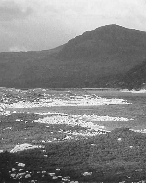 Loch Cluanie shoreline